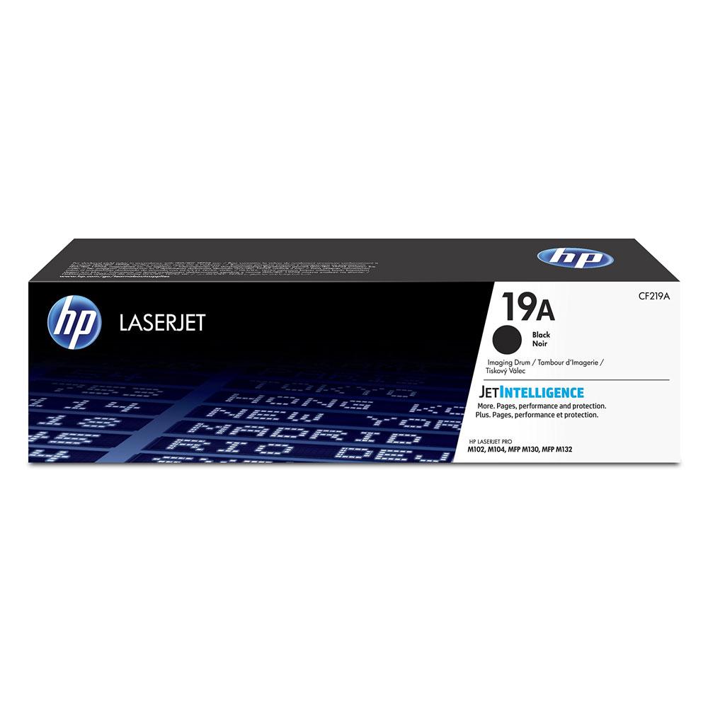 HP 19A LaserJet Black Drum (12k) (CF219A) (HPCF219A)