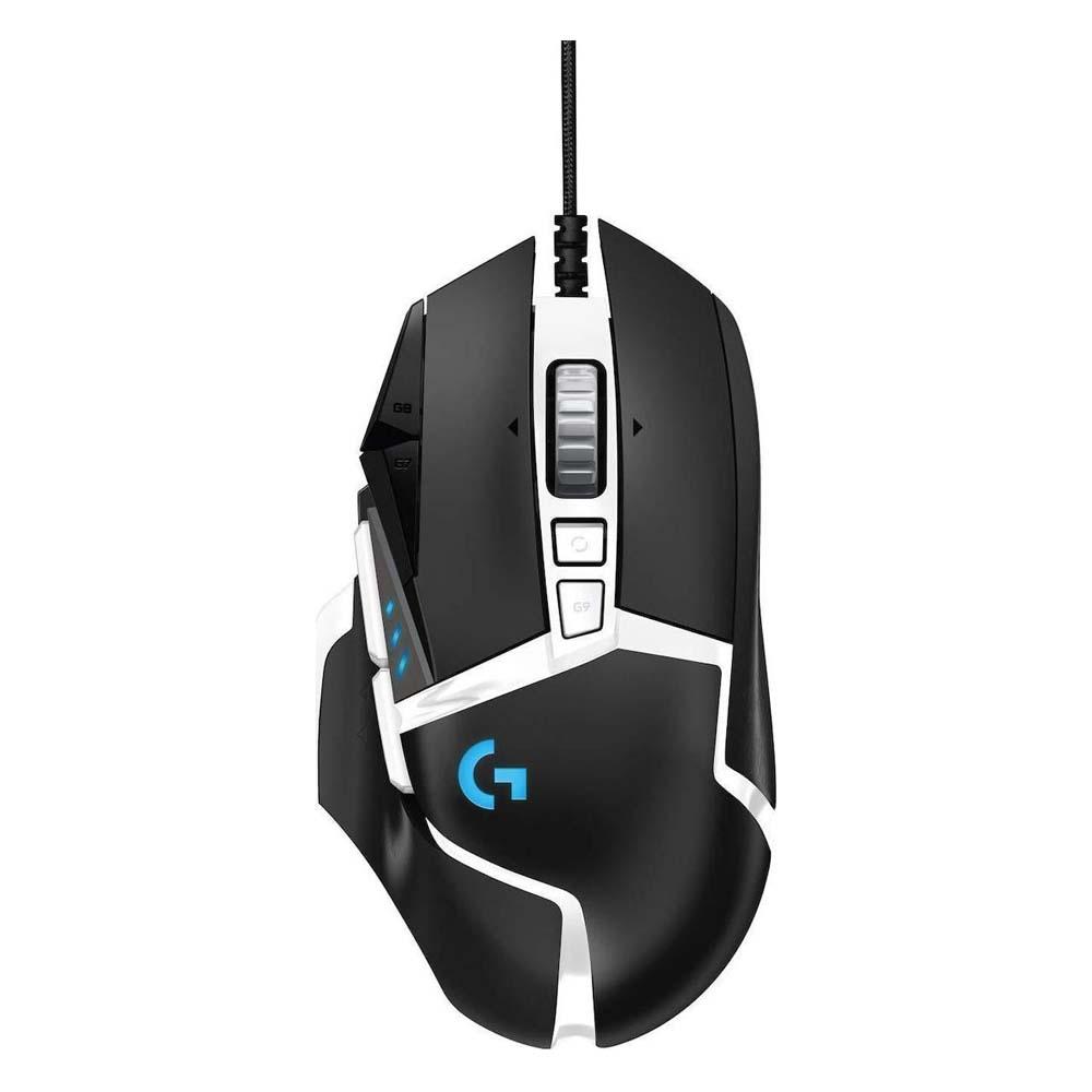 Logitech USB G502 Hero SE Gaming Mouse (910-005730) (910-005730)