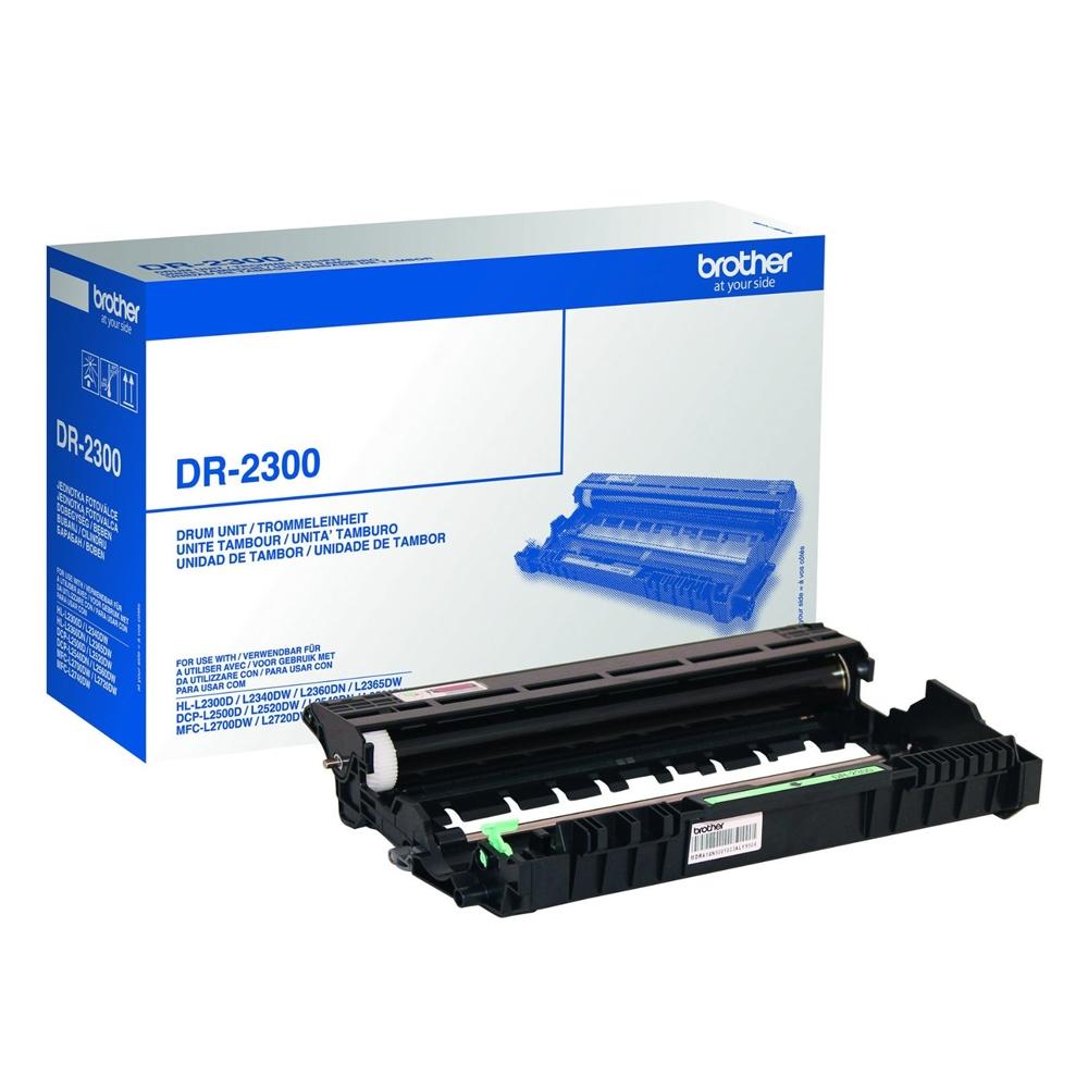 Brother HL L2300D/DCP L2500D/MFC L2700DN/DW DRUM 12K (DR-2300) (BRO-DR-2300)