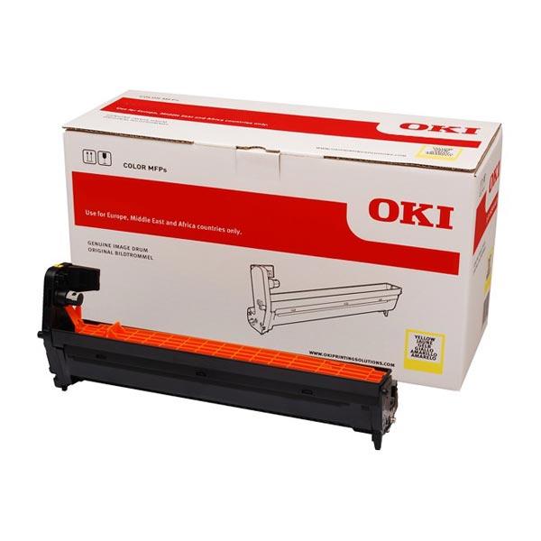 OKI C532/MC573 DRUM YELLOW (46484105) 30k (OKI-C532-YEP)