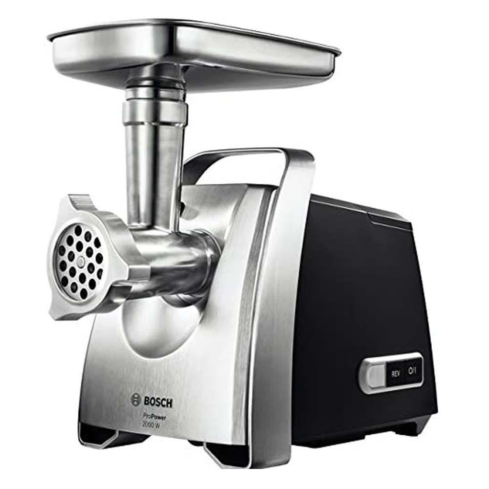Bosch Κρεατομηχανή 800W Inox (MFW68660) (BSHMFW68660)