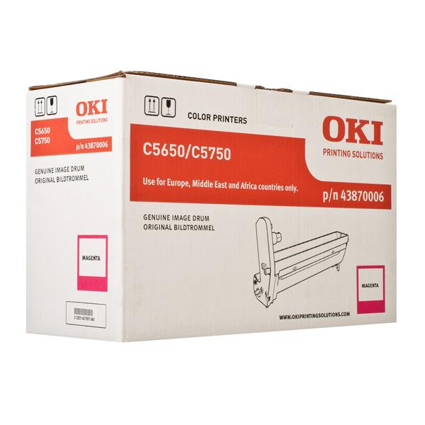 OKI C5650/C5750 DRUM MAG. (43870006) (OKI-5650-MEP)