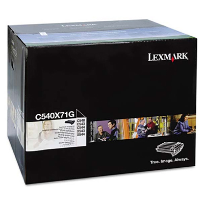 LEXMARK C54x/X543 BLK IMAGING KIT (30k) (C540X71) (LEXC540X71)