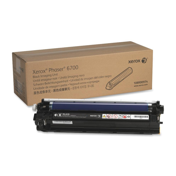 XEROX PHASER 6700 BLACK IMAGING UNIT (50k) (108R00974) (XER108R00974)