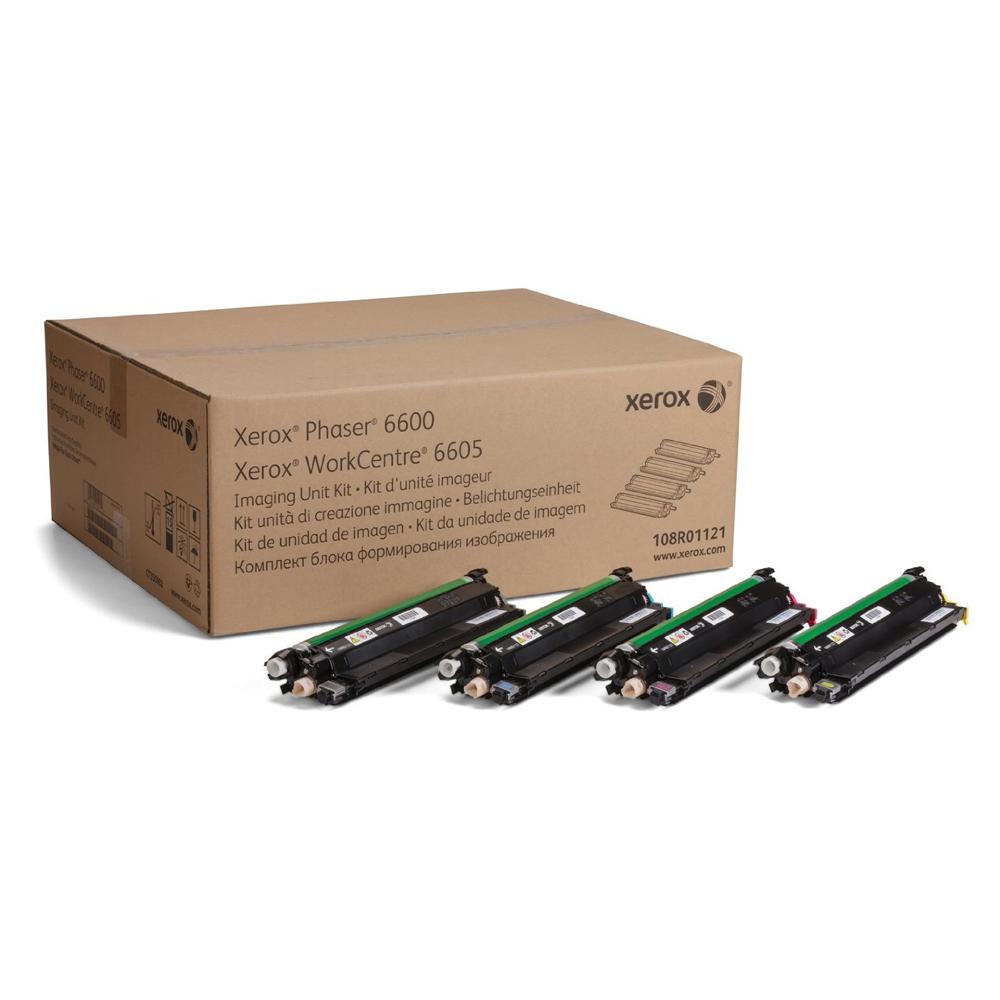 XEROX PHASER 6600, WC 6605/6655 BLACK IMAGINE UNIT (60k) (108R01121) (XER108R01121)