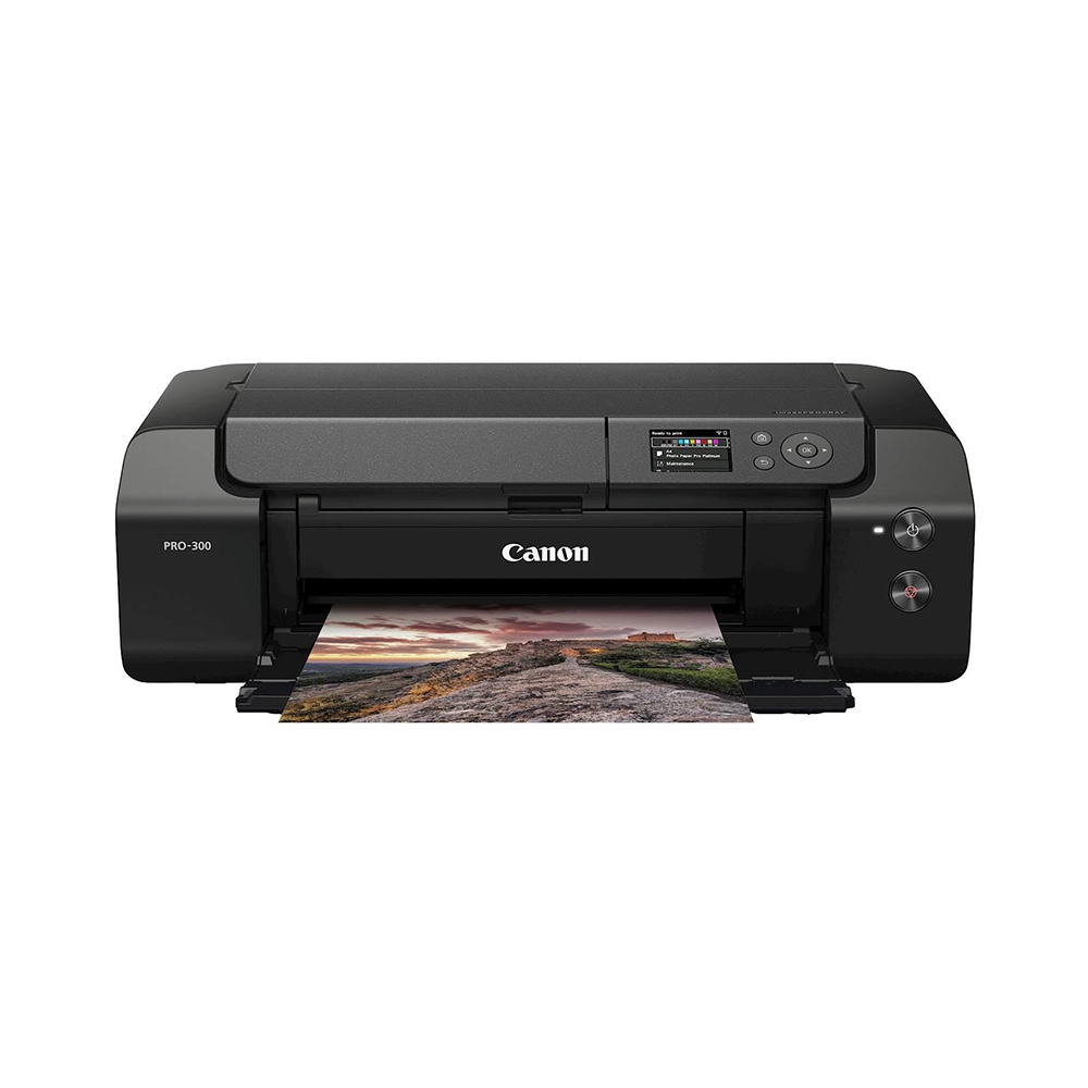 Canon ImageProGRAF PRO-300 A3+ Printer with 10-inks (4278C009AA) (CANPRO300)