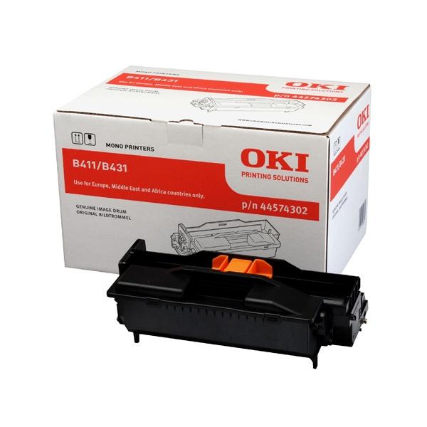OKI B411/B431 DRUM 25K (44574302) (OKI-B411DR)