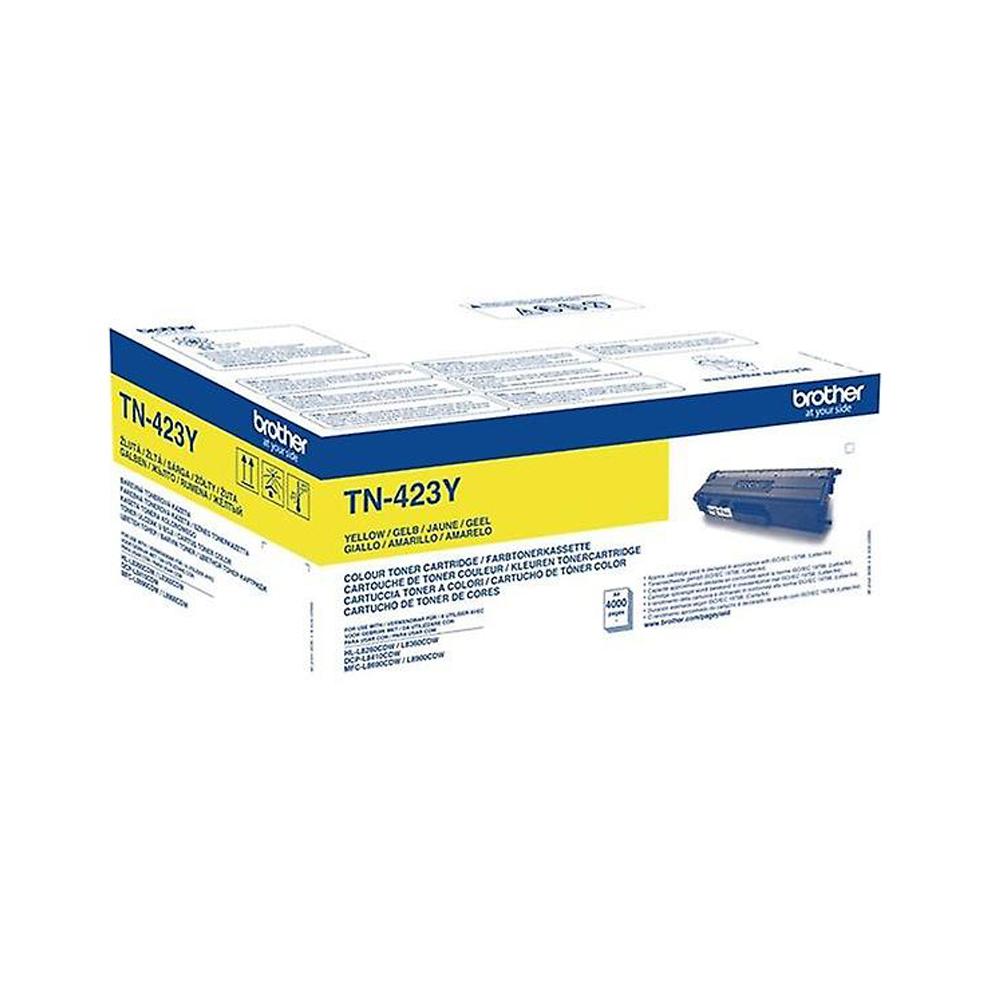 Toner Brother TN-423Y Yellow HC (TN-423Y) (BRO-TN-423Y)