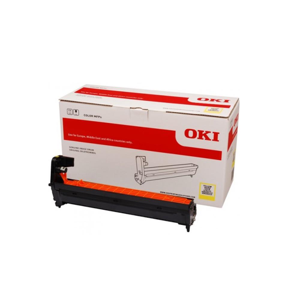 OKI C824/834/844 DRUM YELLOW 30K (46857505) (OKI-C824-YEP)