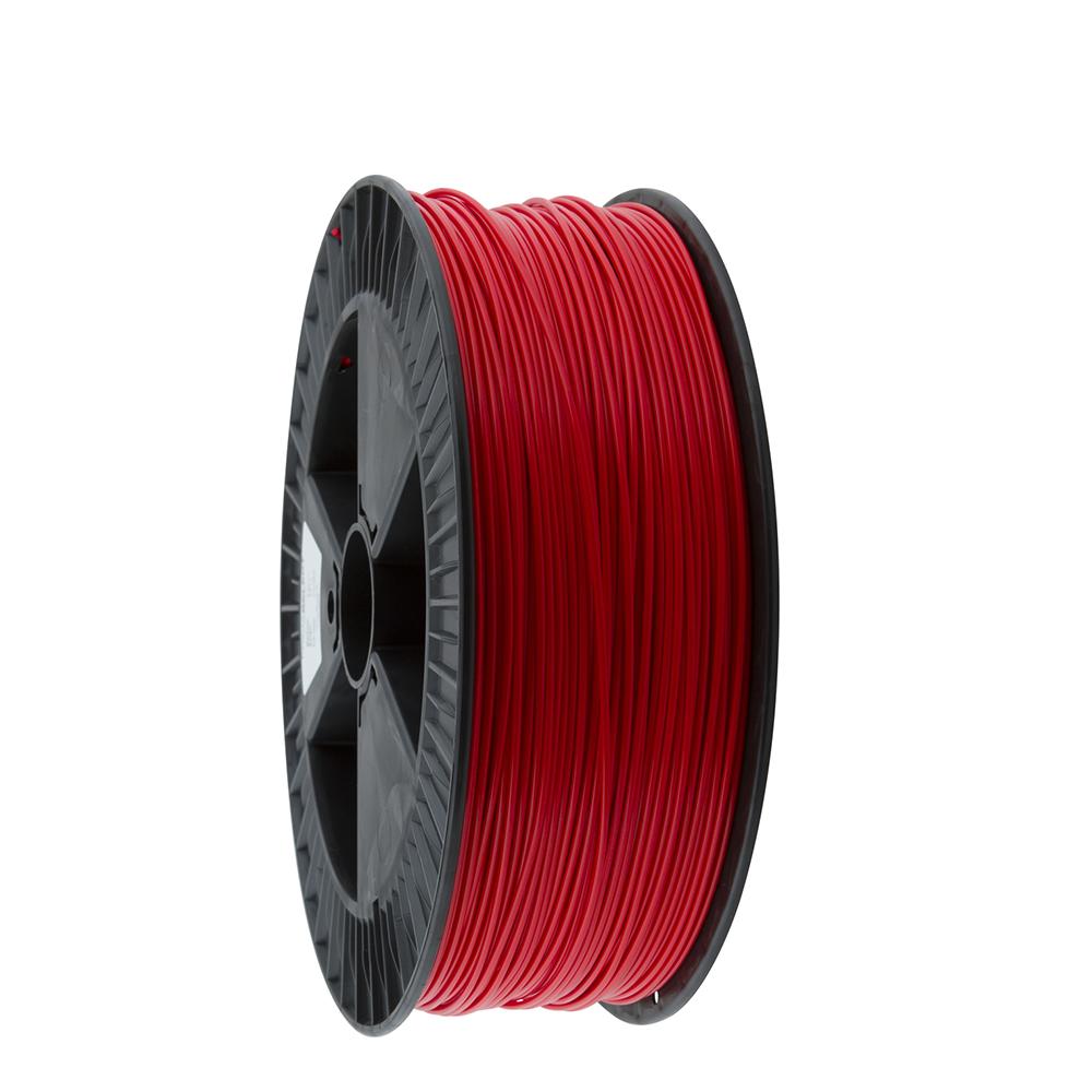 REAL PLA 3D Printer Filament - Red - spool of 3Kg – 1.75mm (REFPLARED3KG)