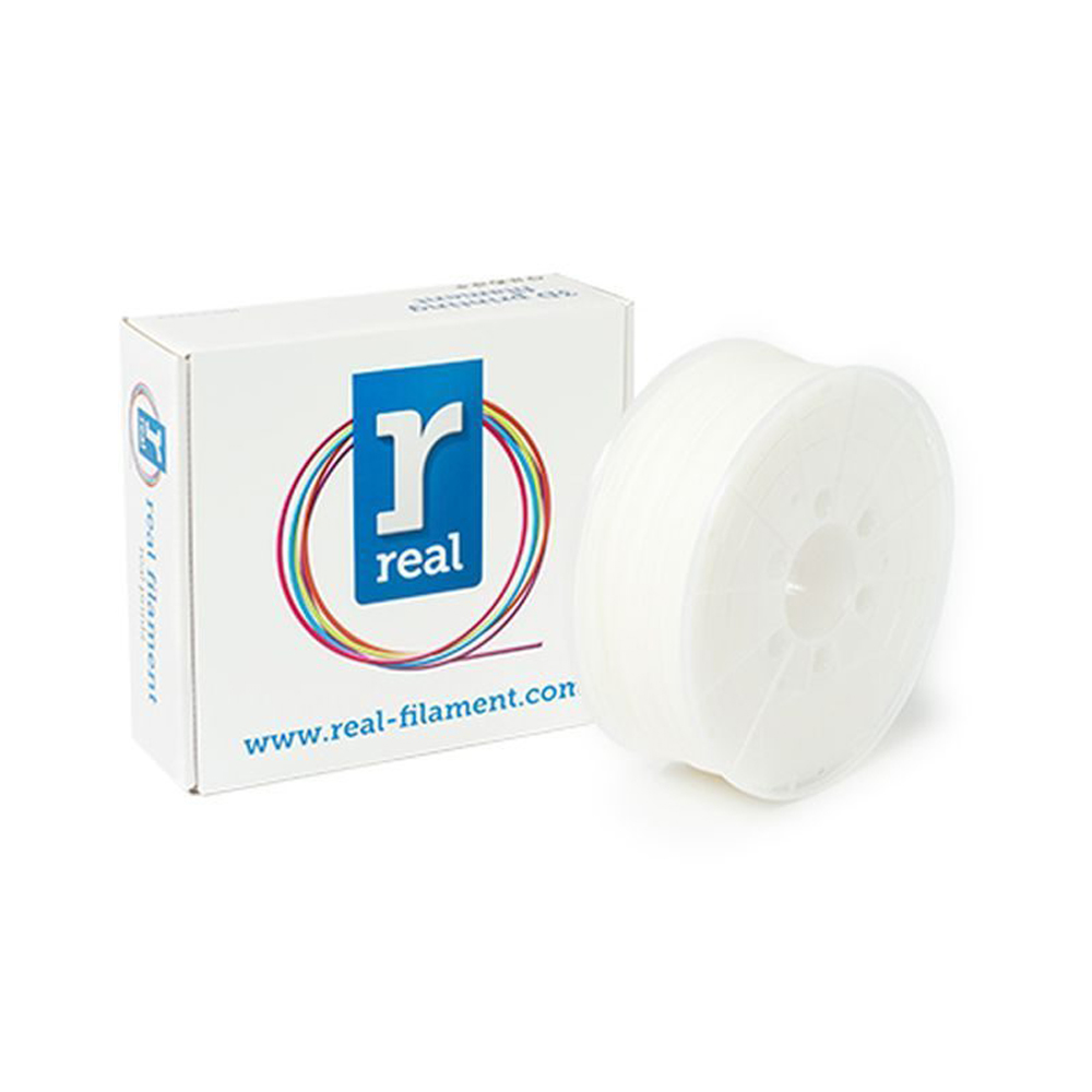 REAL RealFlex 3D Printer Filament - White - spool of 0.5Kg - 1.75mm