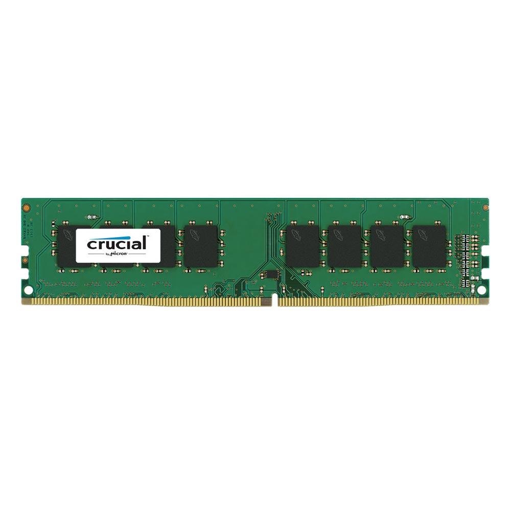 Crucial RAM 16GB DDR4-2400 UDIMM (CT16G4DFD824A) (CRUCT16G4DFD824A)