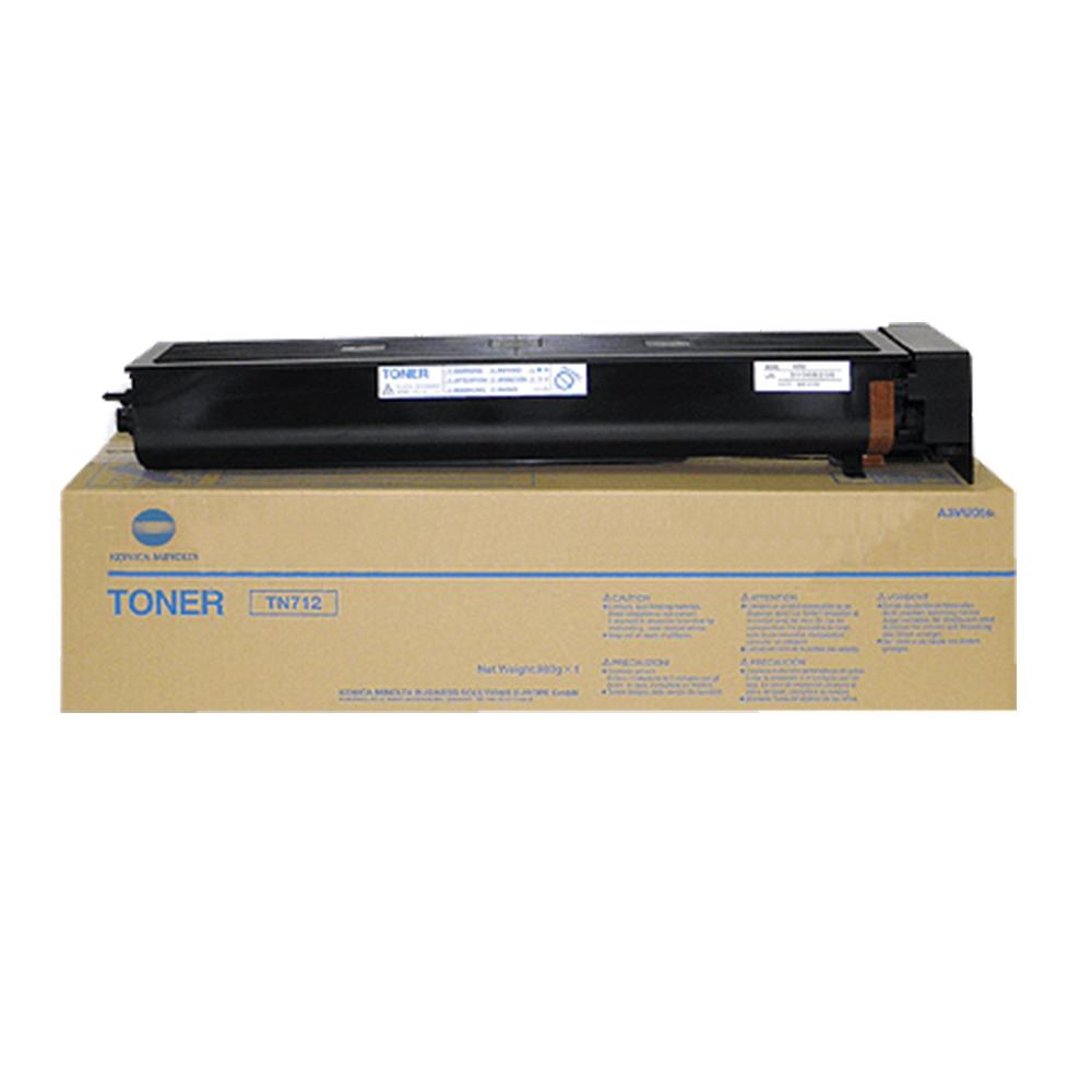 KONICA MINOLTA BIZHUB 654/E/754/E TONER BLACK (A3VU050) (MINTN712)
