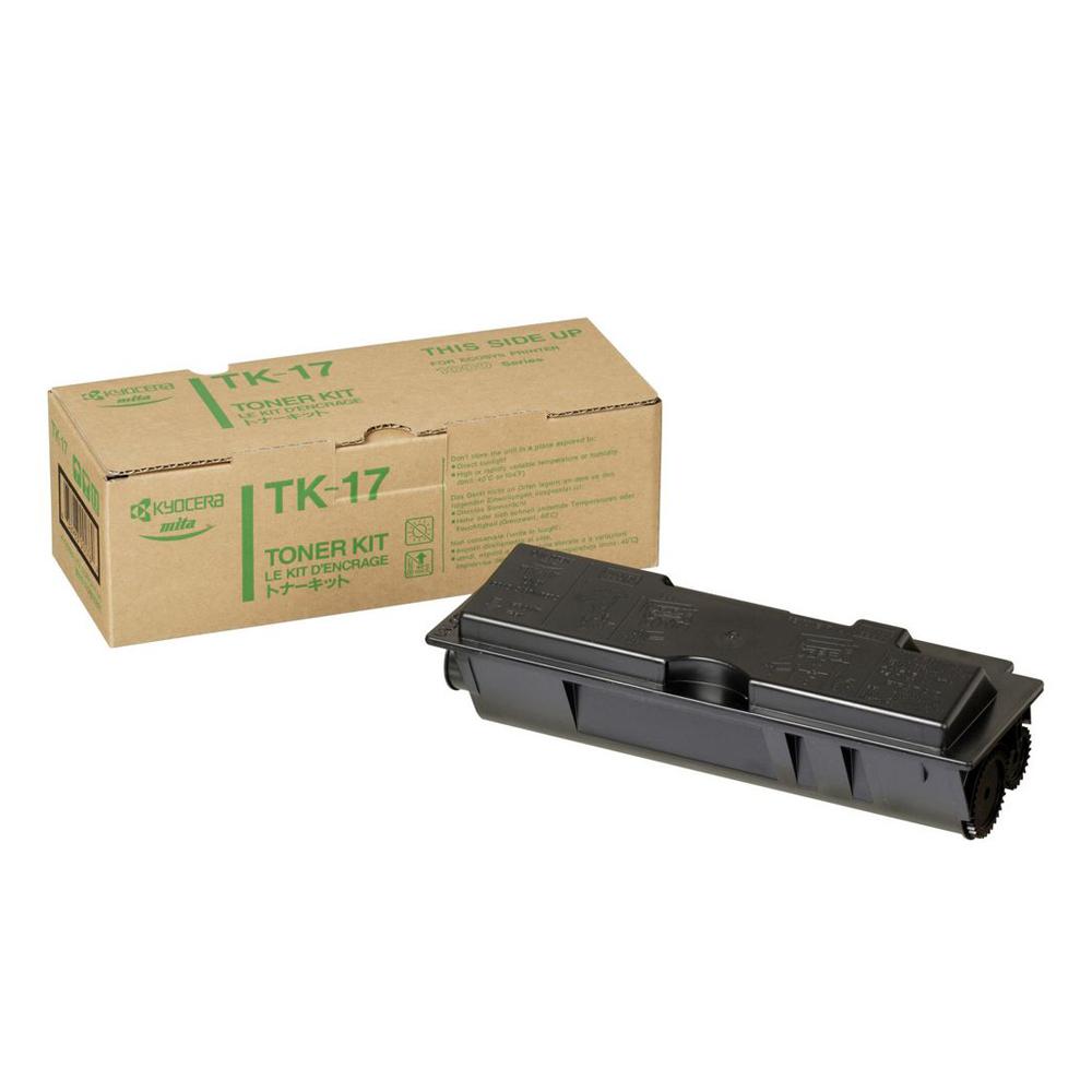 KYOCERA FS-1000/+/1010/1050 BLACK TONER 6k (TK-17) (KYOTK17)