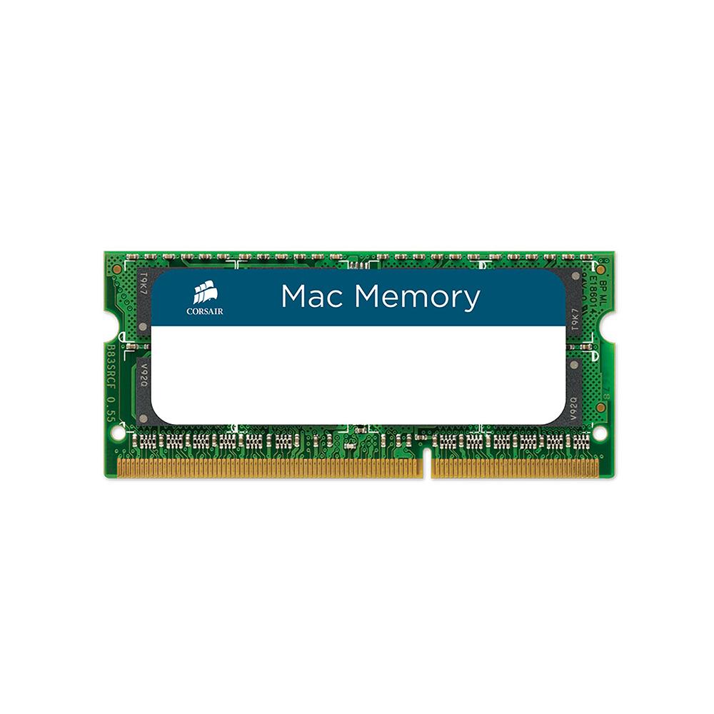 Corsair Mac Memory — 4GB DDR3 SODIMM Memory Kit (CMSA4GX3M1A1333C9)