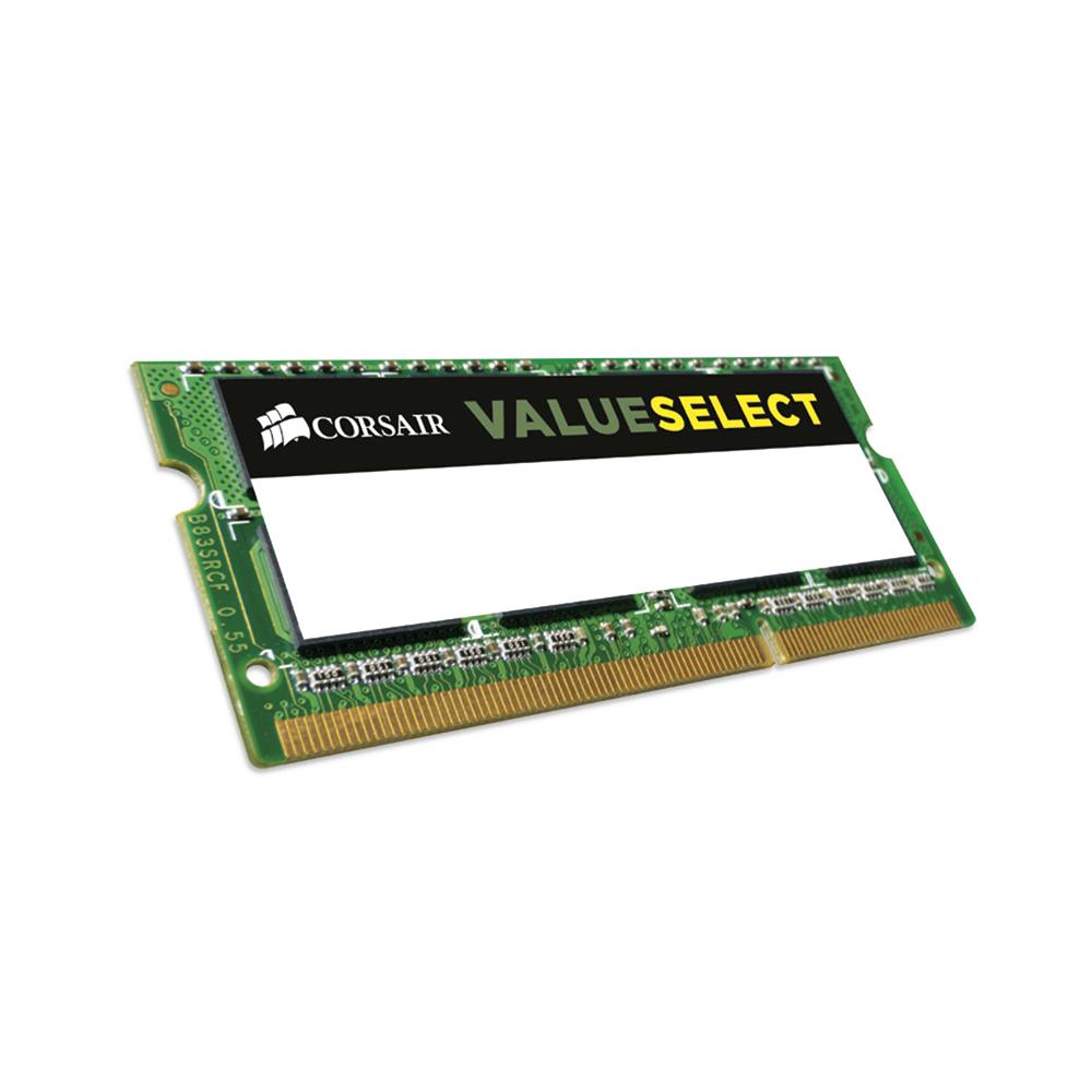 Corsair Memory — 8GB (1 x 8GB) DDR3 SODIMM Memory (CMSO8GX3M1A1600C11)