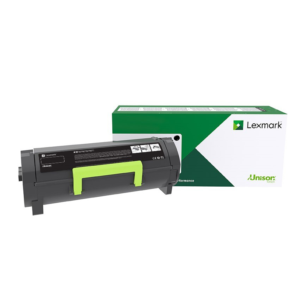 LEXMARK MS821/822/823/825/826/725, MX721/722/822/826 TONER BLACK HC 15K (58D2H00) (LEX58D2H00)