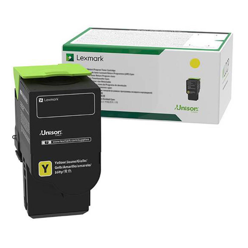 LEXMARK C/MC 2325/2425/2535/2640 TONER YELLOW 1K (C2320Y0) (LEXC2320Y0)
