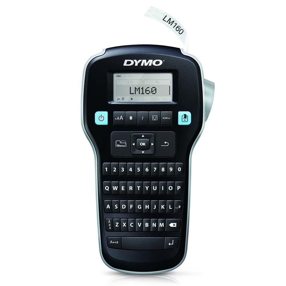 Ετικετογράφος DYMO 160 Querty Keyboard (S0946360) (DYMO160)