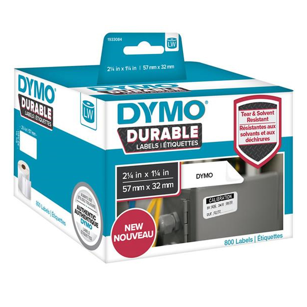 Ετικέτες Durable DYMO 1933084 57x32mm. (1933084) (DYMO1933084)