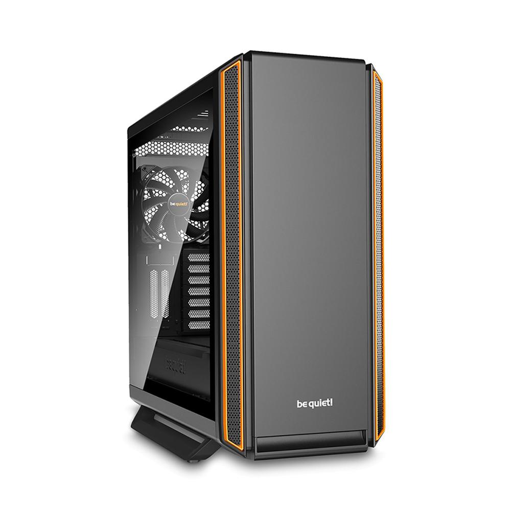 Be Quiet Case Silent Base 801 Window Orange (BGW28) (BQTBGW28)