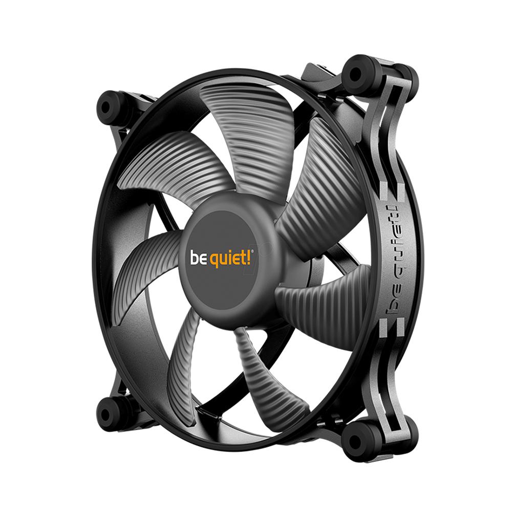 be quiet! Shadow Wings 2 case fan 120mm Black (BL084) (BQTBL084)