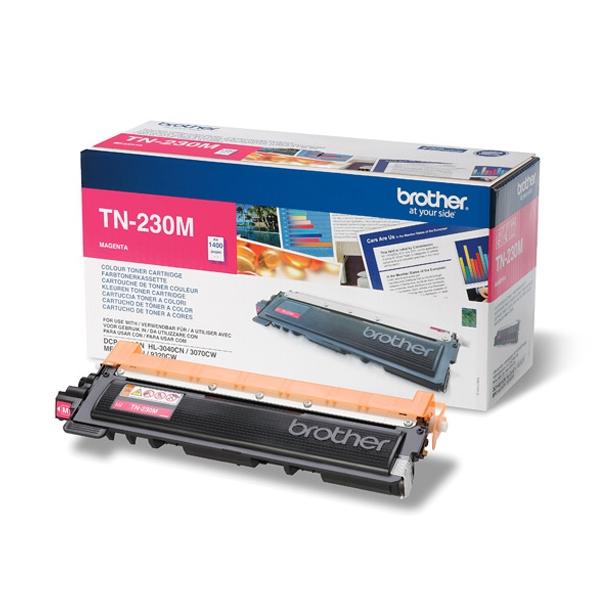 Toner Brother TN-230M Magenta (TN-230M) (BRO-TN-230M)