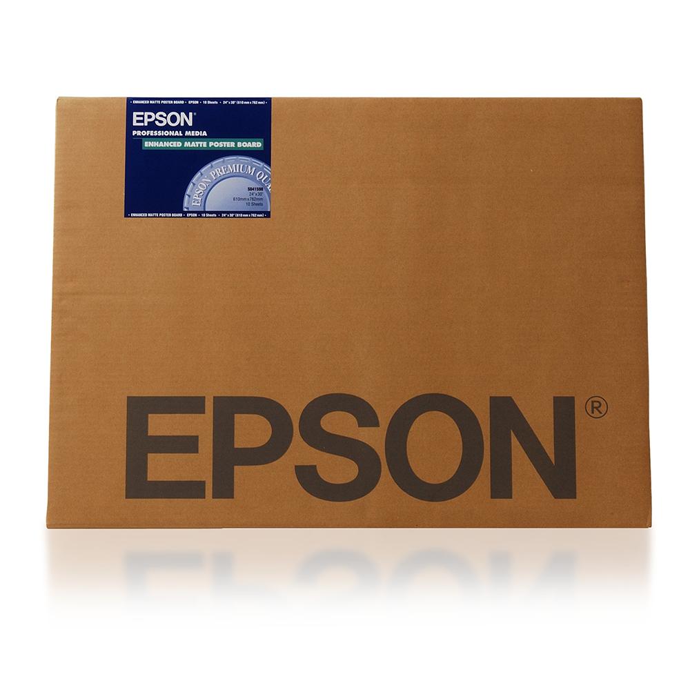 Χαρτί EPSON Enhanced Matte Posterboard, 24