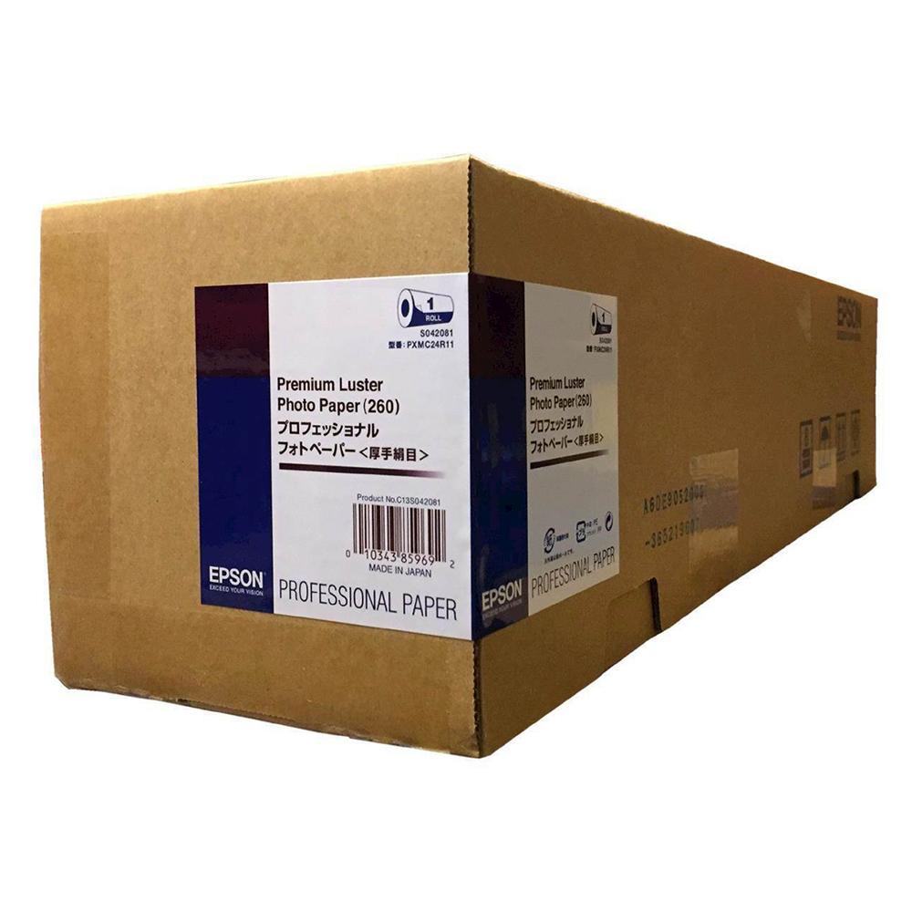 Χαρτί EPSON Premium Luster Photo Paper, 60