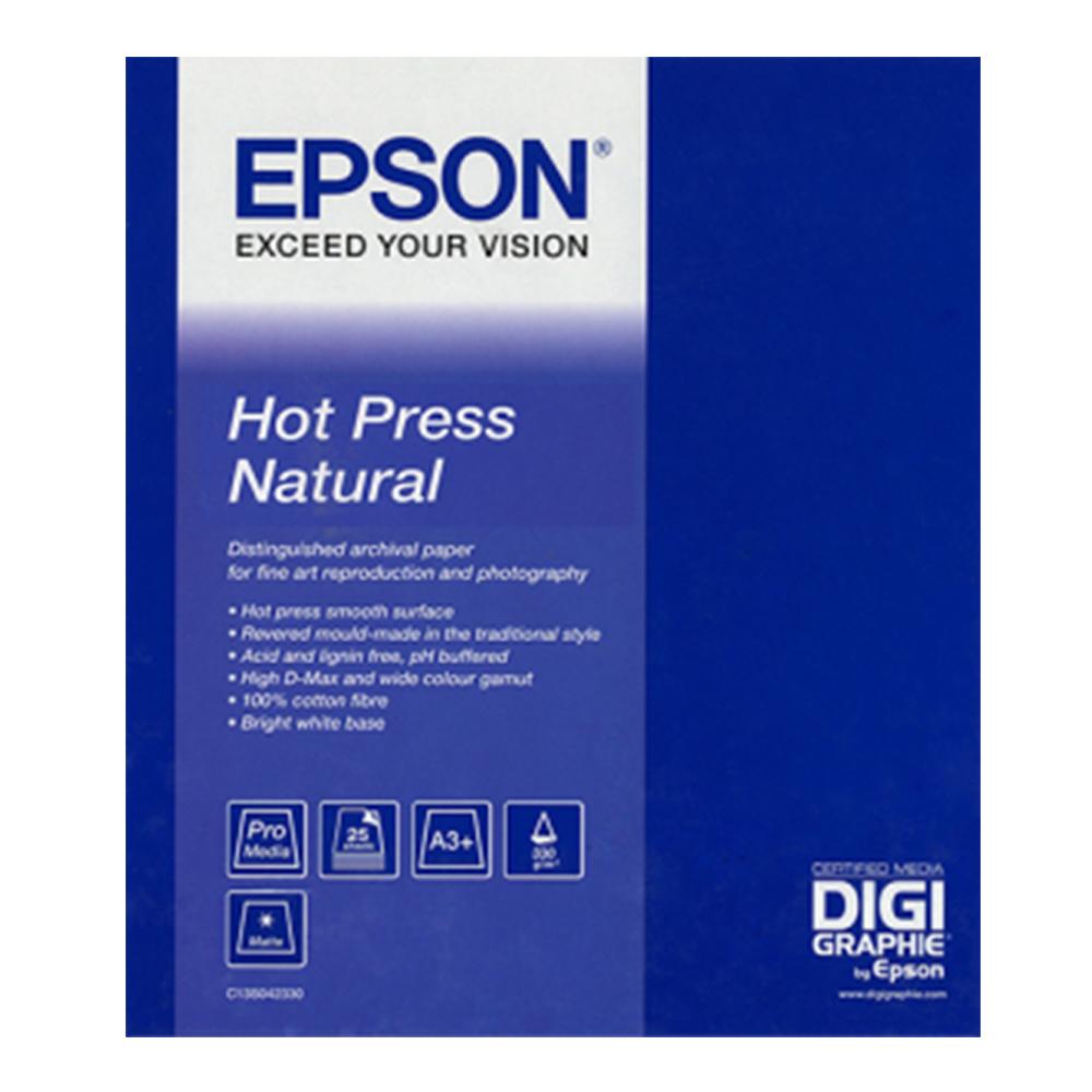 Χαρτί EPSON Fine Art Cotton Smooth Natural 17