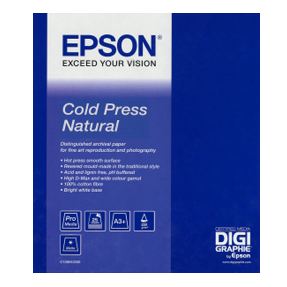Χαρτί EPSON Fine Art Cotton Textured Natural 17