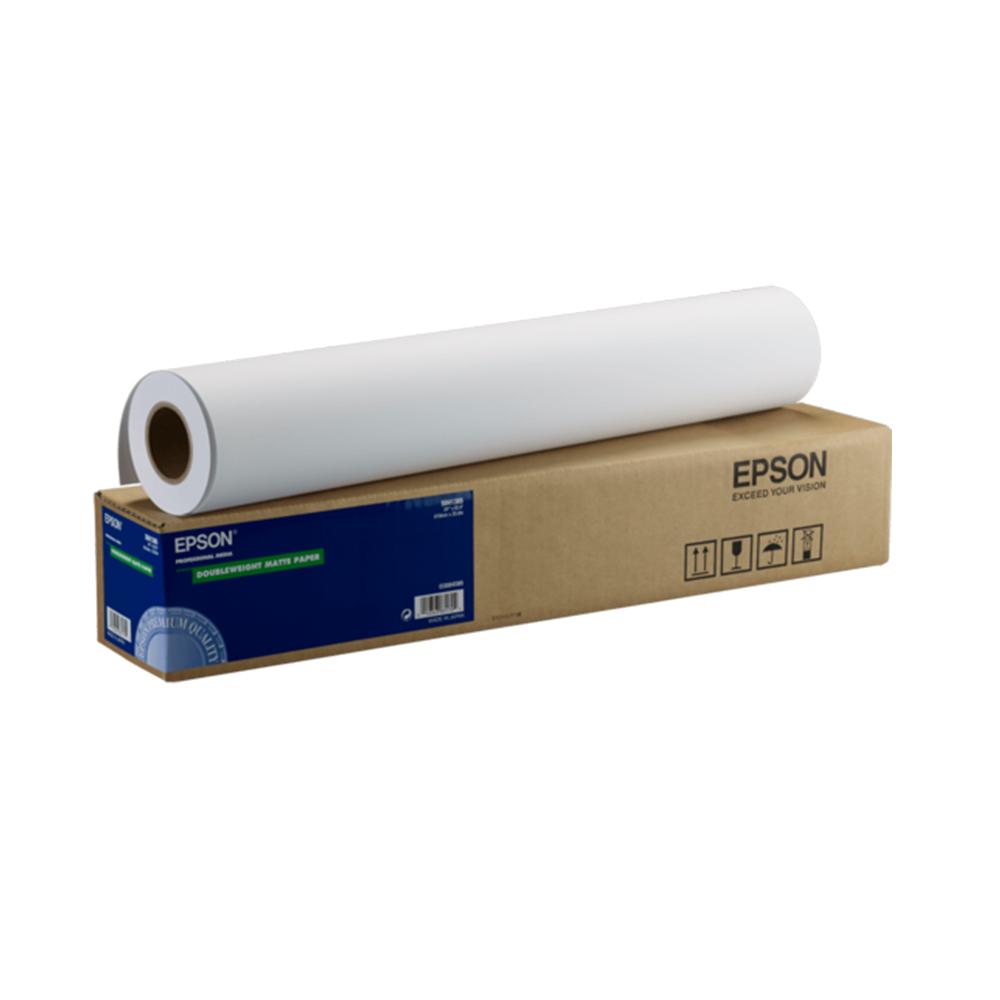 Χαρτί EPSON Doubleweight Matte Paper Roll 24″ x 25m (C13S041385) (EPSS041385)