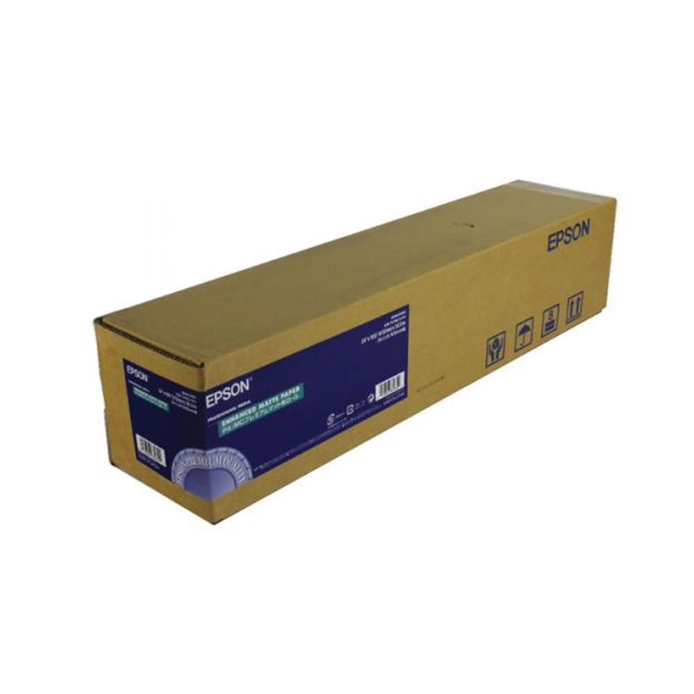 Χαρτί EPSON Enhanced Matte Paper 24″ x 30,5m (C13S041595) (EPSS041595)