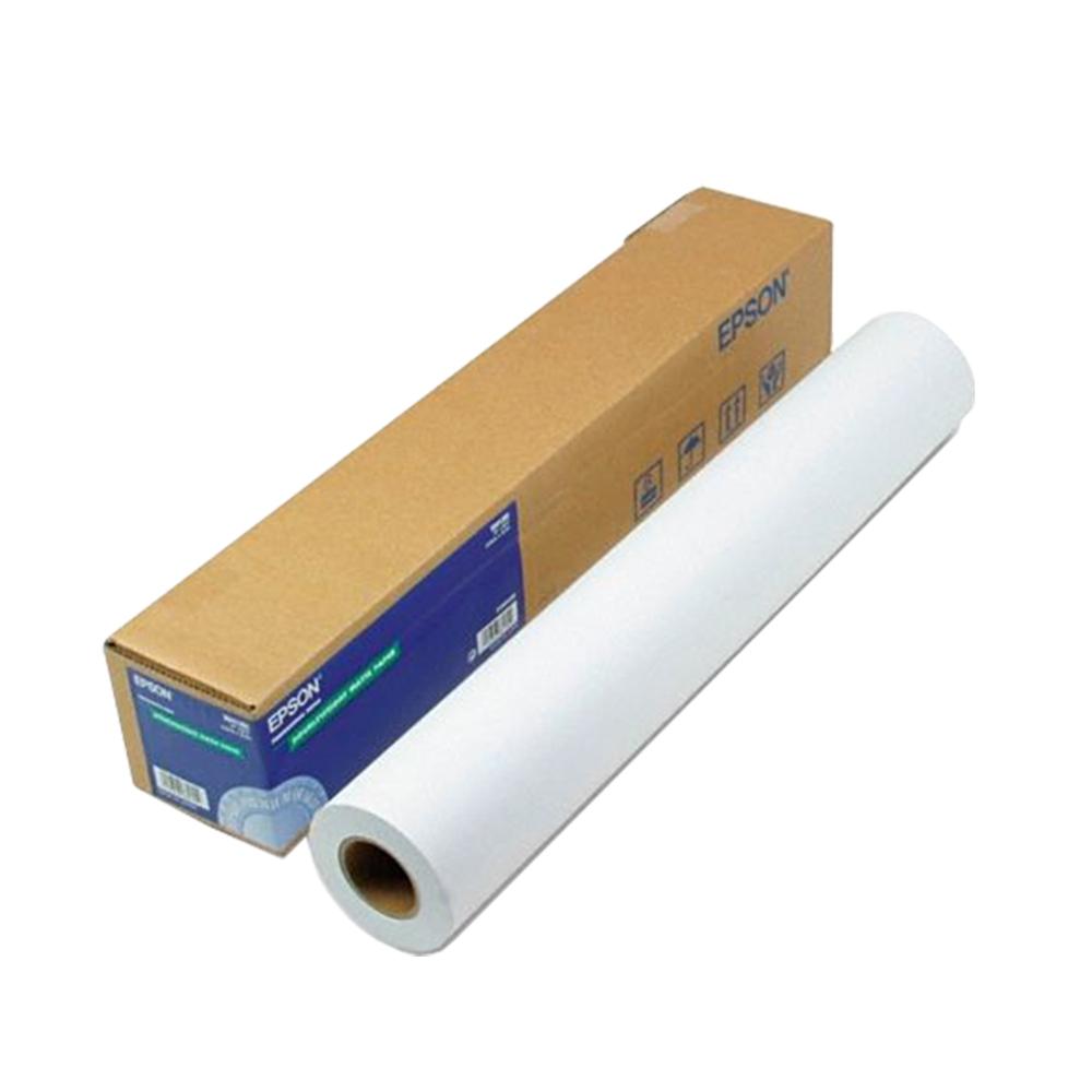 Χαρτί EPSON Enhanced Matte Paper 44″ x 30,5m (C13S041597) (EPSS041597)