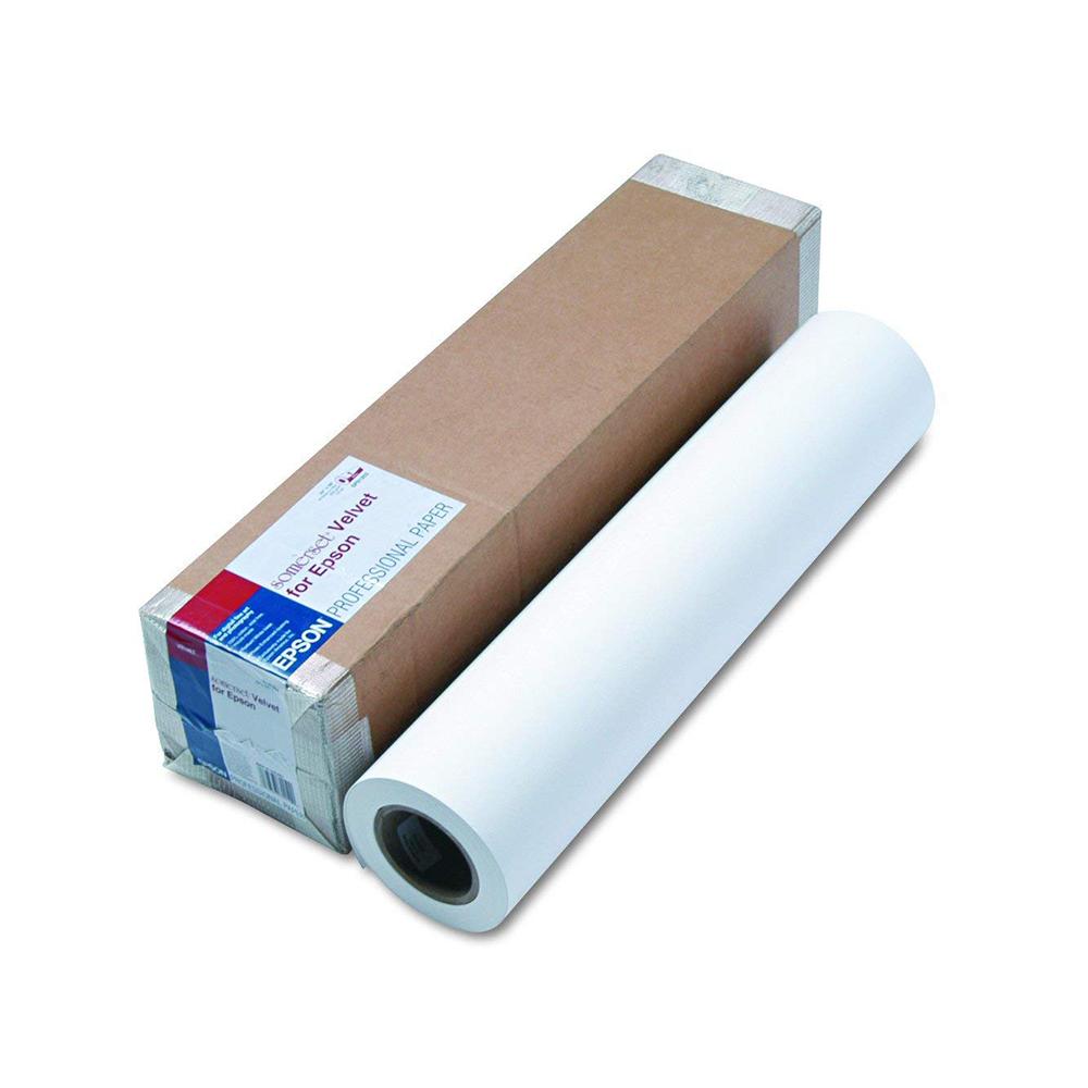 Χαρτί EPSON Somerset Velvet Fine Art Paper Roll 24″ x 15m (C13S041702) (EPSS041702)