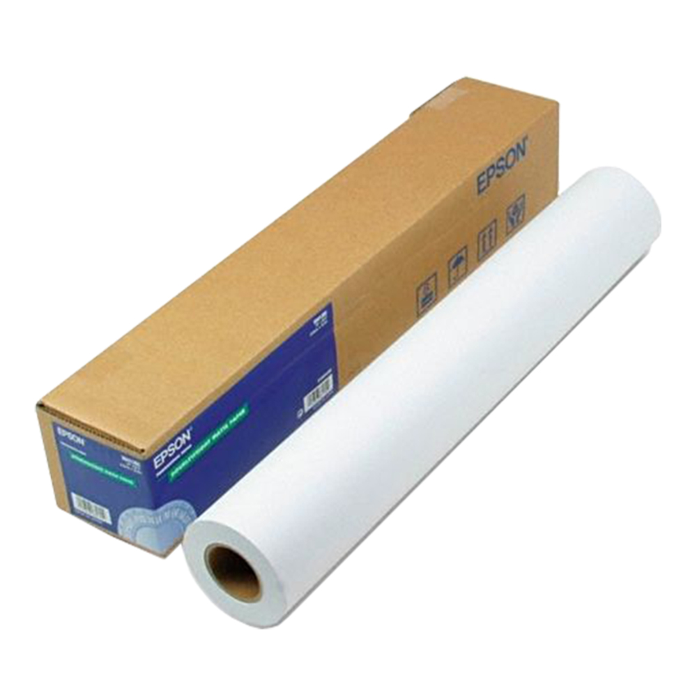 Χαρτί EPSON WaterResistant Matte Canvas Roll 17″ x 12,2m (C13S042013) (EPSS042013)