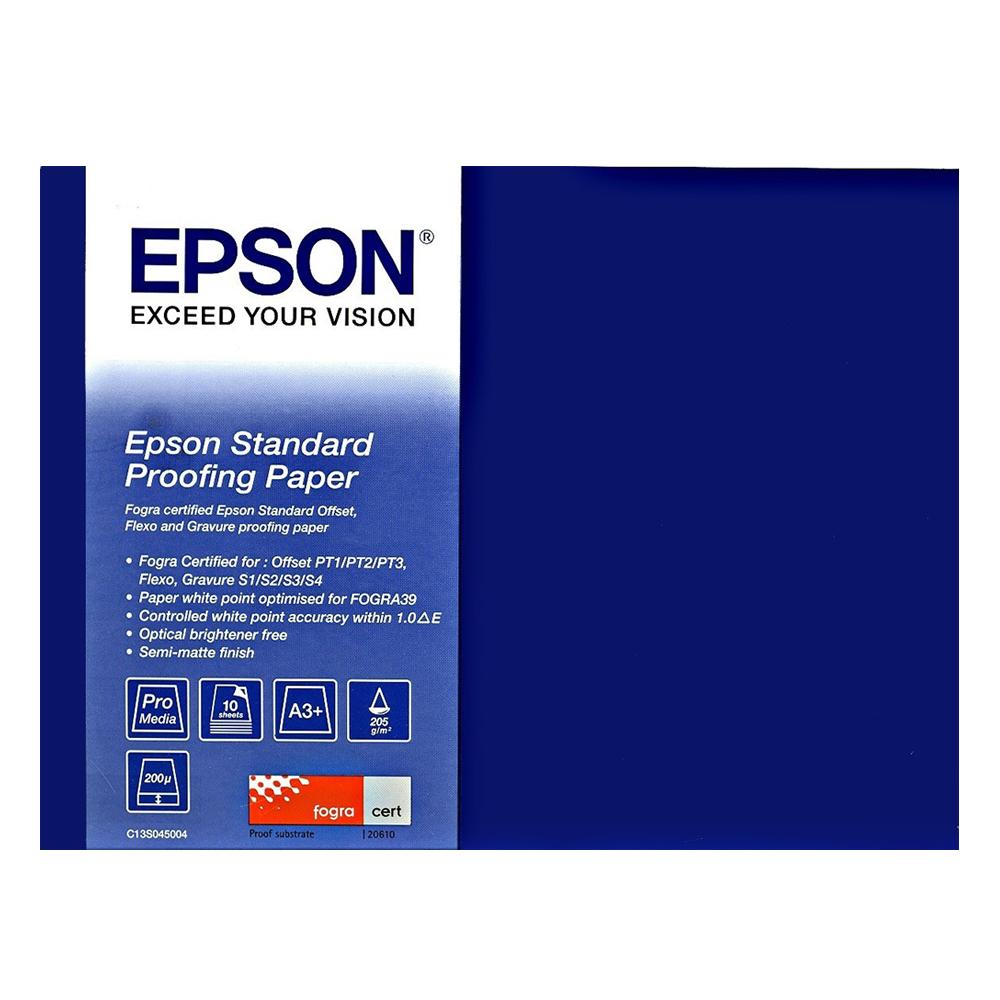 Χαρτί EPSON Standard Proofing Paper 240 17″ x 30.5m (C13S045111) (EPSS045111)