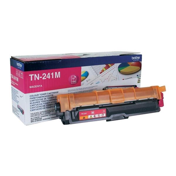 Toner Brother TN-241M Magenta (TN-241M) (BRO-TN-241M)