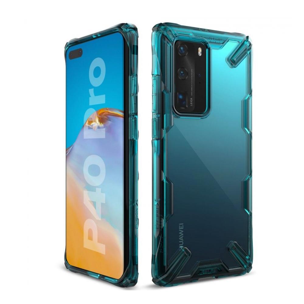 Ringke Fusion X Huawei P40 Pro Turquoise Green (FUSG0056) (RINFUSG0056)