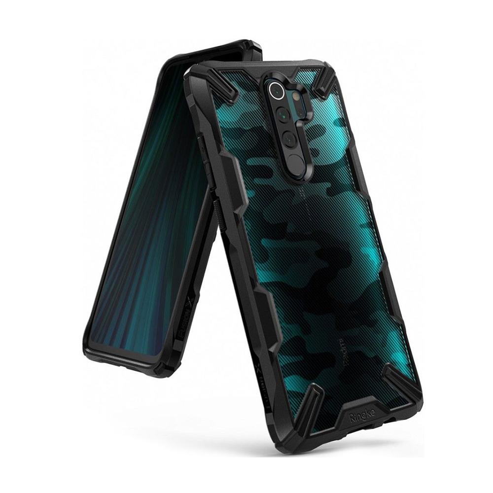 Ringke Fusion X Xiaomi Redmi Note 8 Pro Camo Black (XDXI0004) (RINXDXI0004)