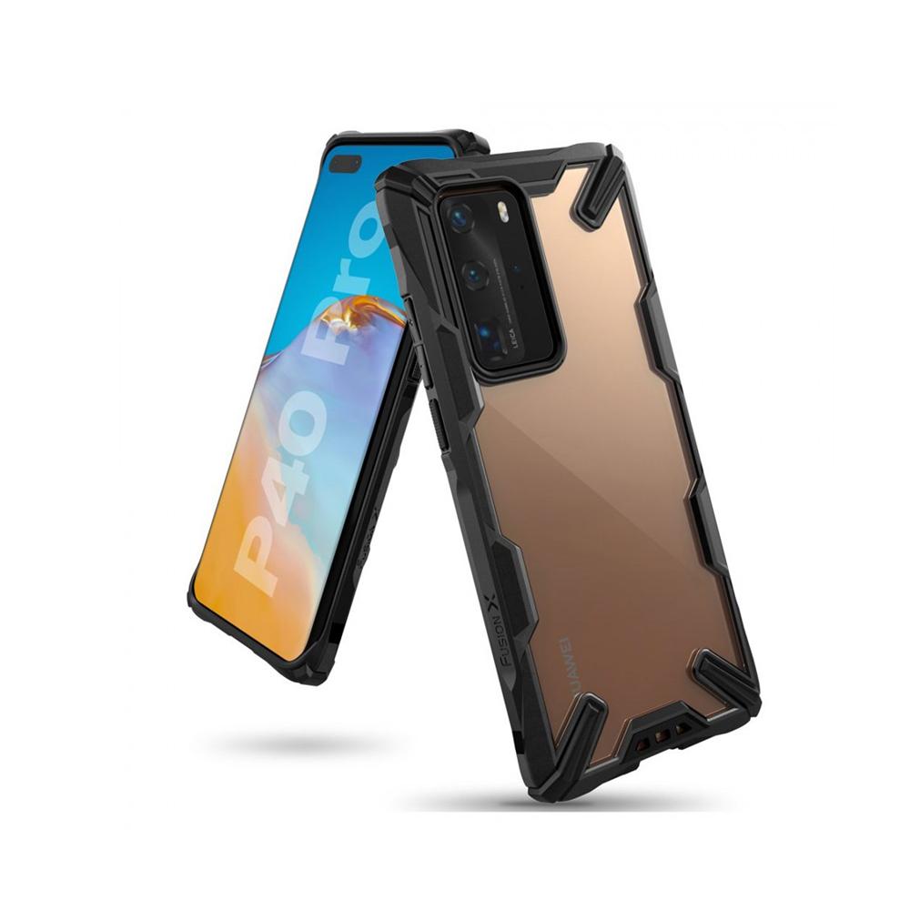 Ringke Fusion X Huawei P40 Pro Black (FUSG0055) (RINFUSG0055)