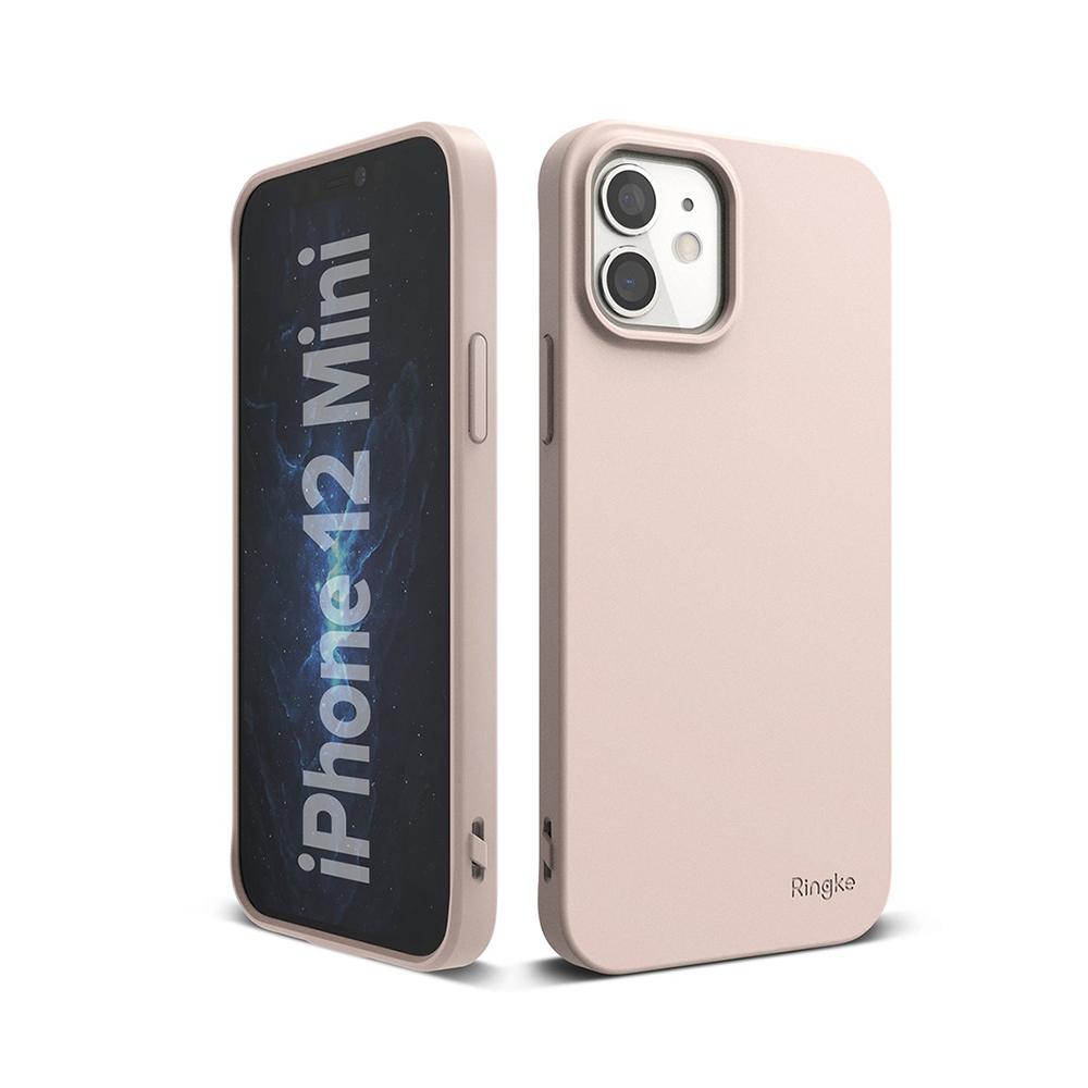 Ringke Air S Back Cover Pink Sand iPhone 12 Mini (ADAP0026) (RINADAP0026)