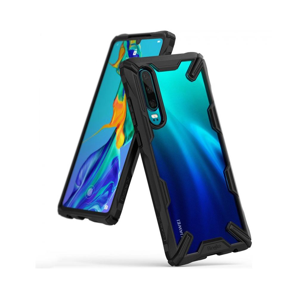 Ringke Fusion X Huawei P30 Black (FXHW0013) (RINFXHW0013)