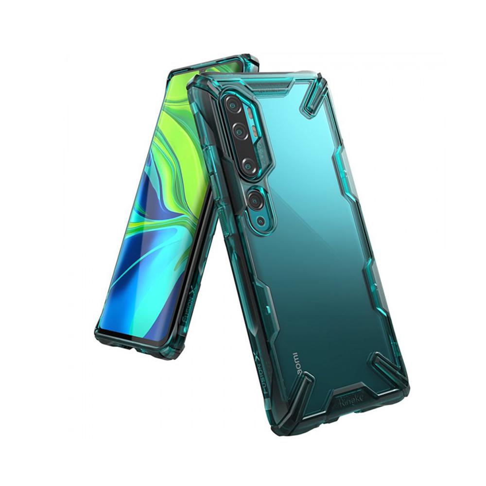 Ringke Fusion X Xiaomi Mi Note 10/10 Pro Turquoise Green (FXXI0016) (RINFXXI0016)