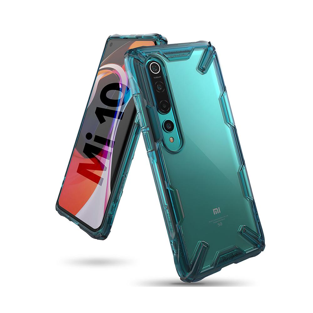 Ringke Fusion X Xiaomi Mi10/Mi 10 Pro Turquoise Green (FXXI0019) (RINFXXI0019)