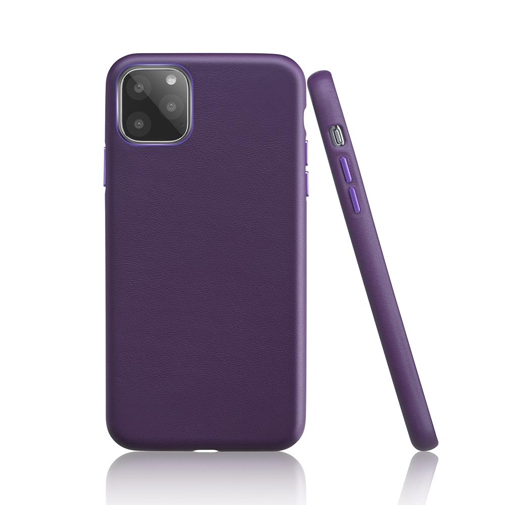 Garbot Corium Nappa Leather Case IPhone 11 Pro Purple (SC-NFE-00026) (GARSC-NFE-00026)