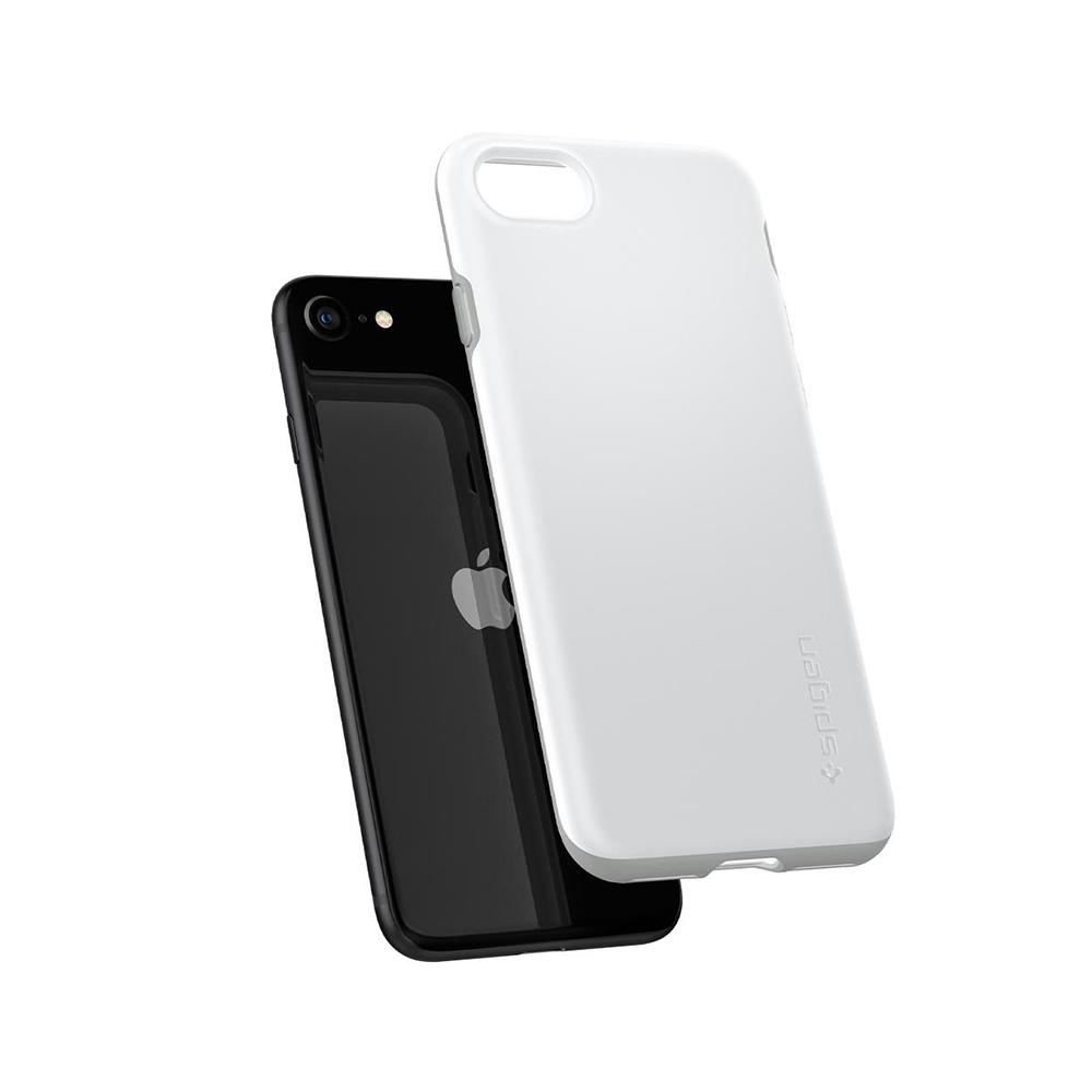 Spigen Thin Fit Pro Iphone 7/8/SE 2020 White (ACS01341) (SPIACS01341)