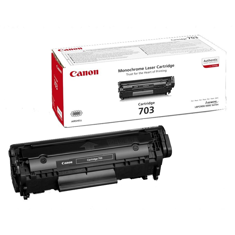 CANON LBP 2900/3000 TNR CRTR/Crtr703 (7616A005) (CAN-703)