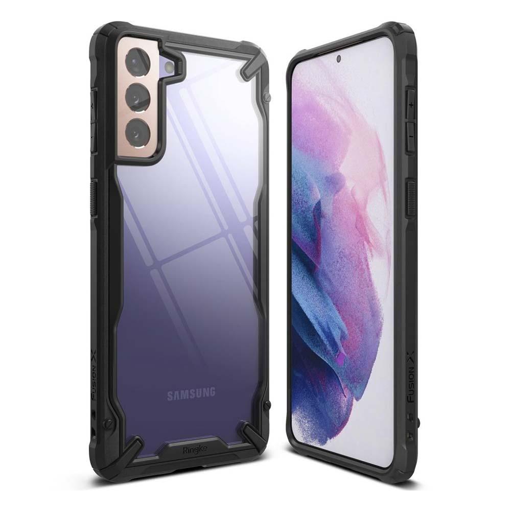 Ringke Fusion X Galaxy S21 Black (FUSG0066) (RINFUSG0066)