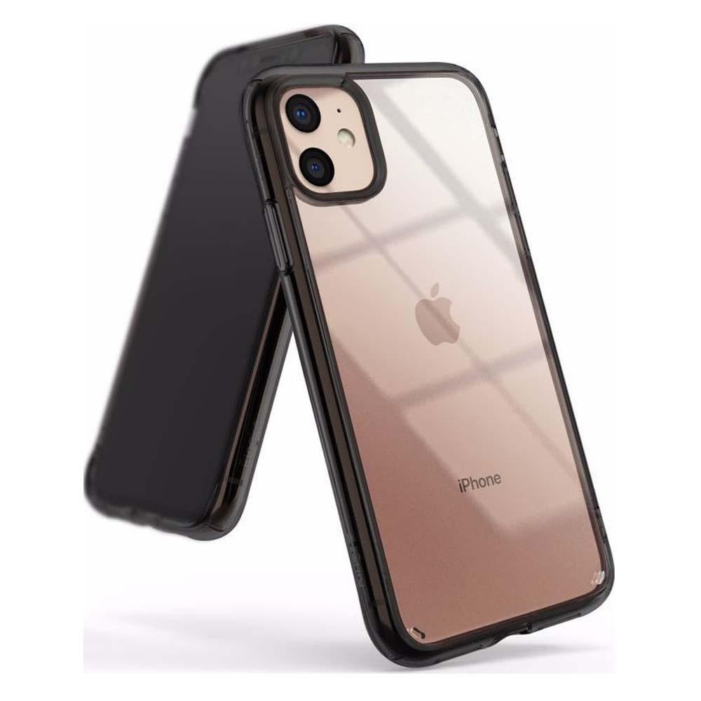 Ringke Fusion Iphone 11 Smoke Black (FSAP0039) (RINFSAP0039)